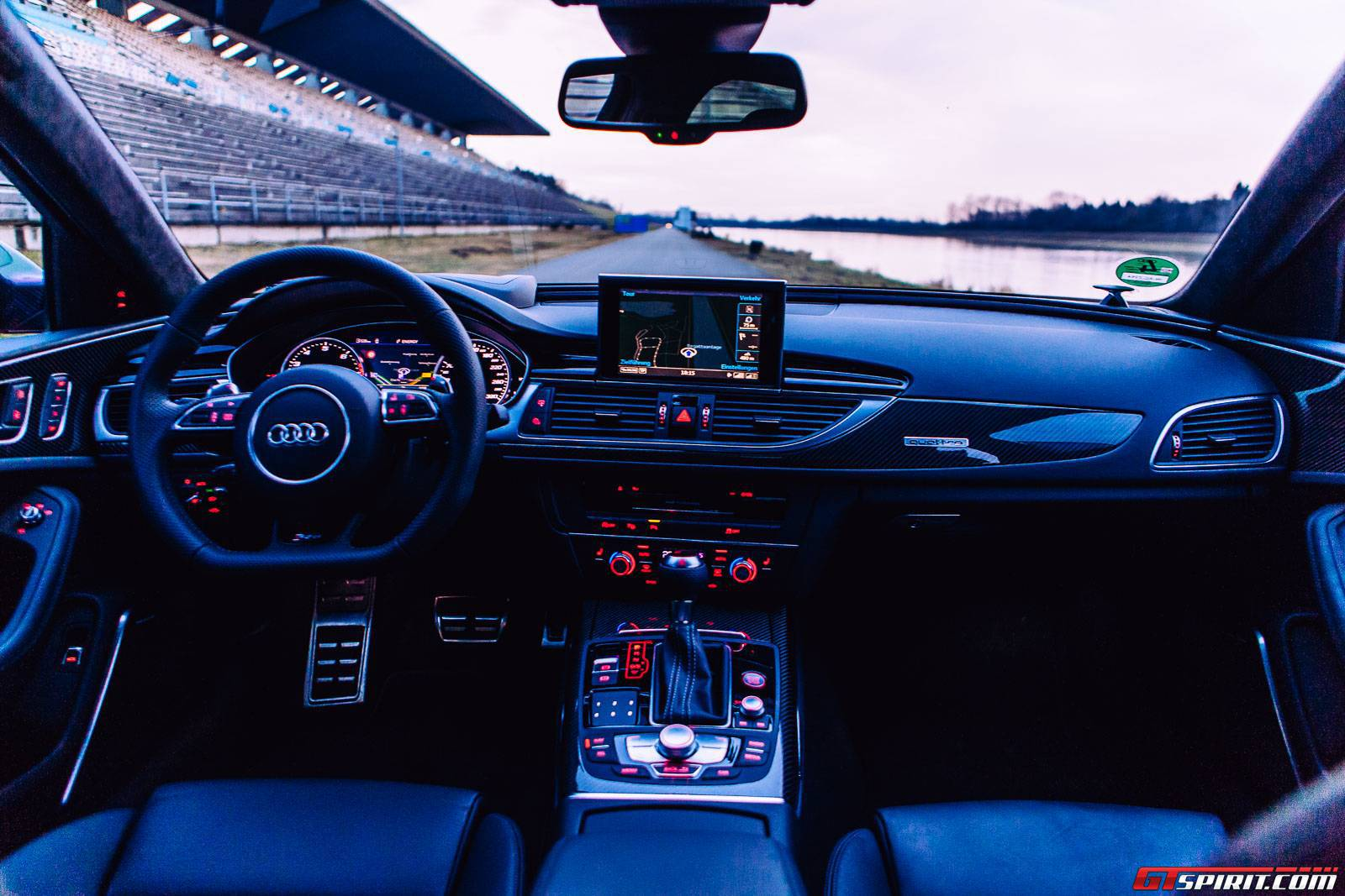 Audi Rs6 Inside >> 2016 Audi RS6 Avant Review - GTspirit