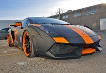 1500 hp Gallardo