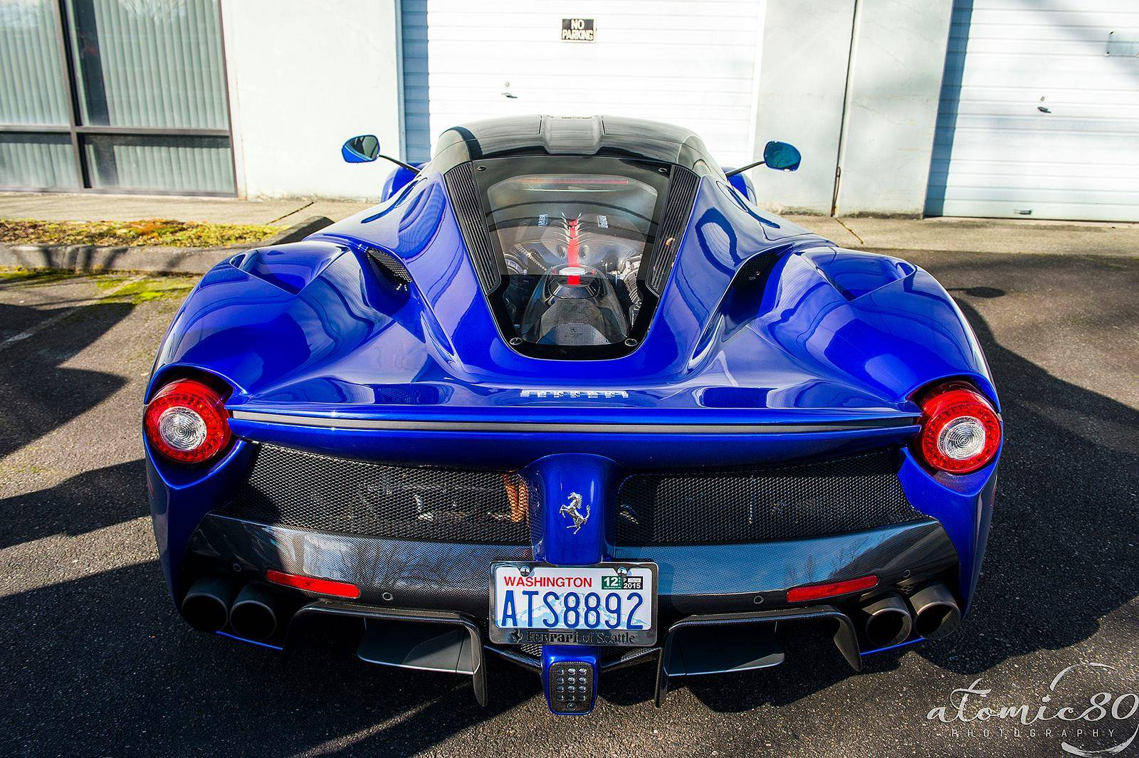 make ferrari ago laferrari usa few just now revs s its back starting rear states sale to months like aperta in a way united it first september new monster the for but seattle unveiled