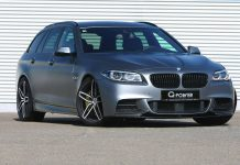 Official: G-Power BMW M550d