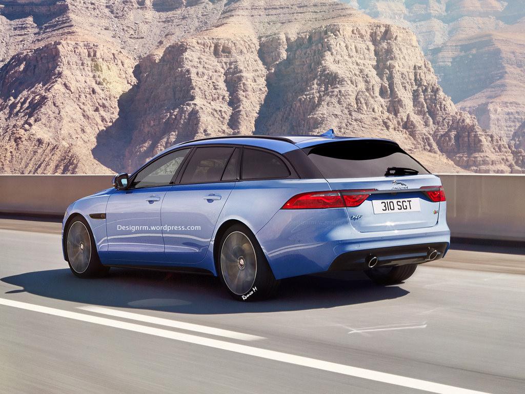 2018 jaguar station wagon. fine 2018 jaguar xf sportbrake to launch next year svr coming too for 2018 jaguar station wagon