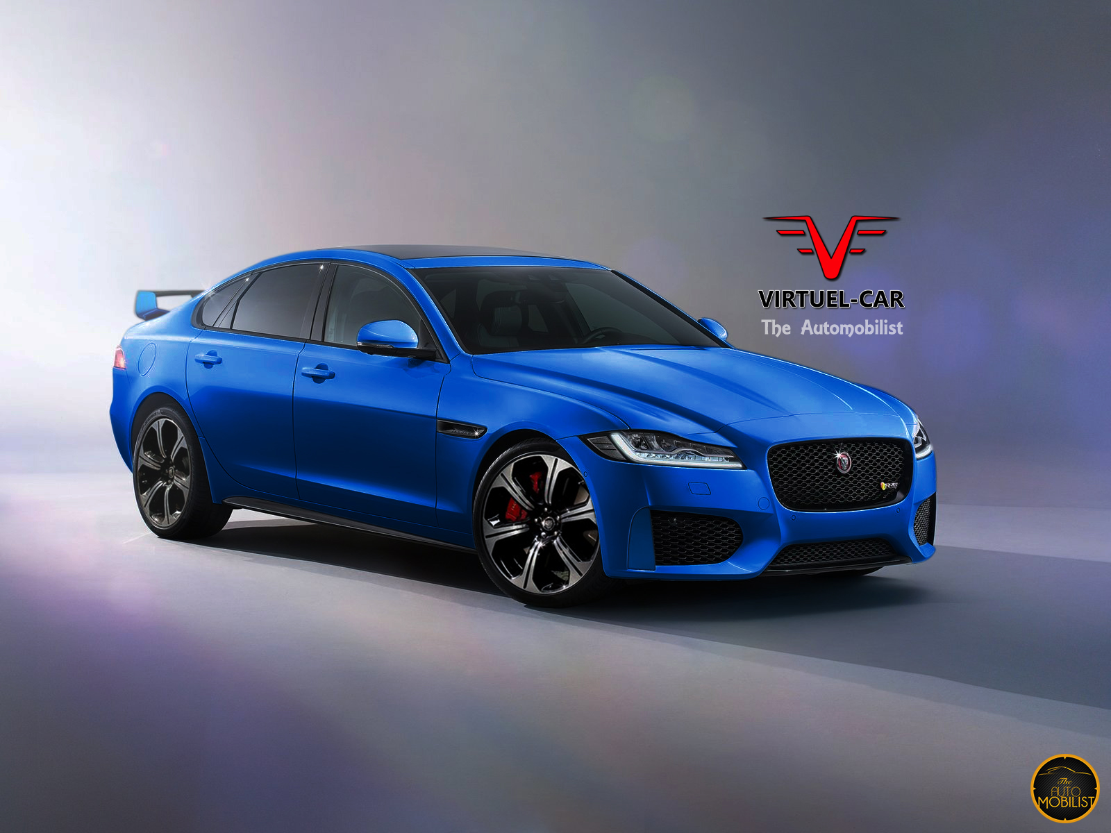 second generation jaguar xfr s already rendered gtspirit. Black Bedroom Furniture Sets. Home Design Ideas
