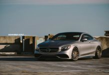 701hp Mercedes-Benz S63 AMG Coupe by Renntech