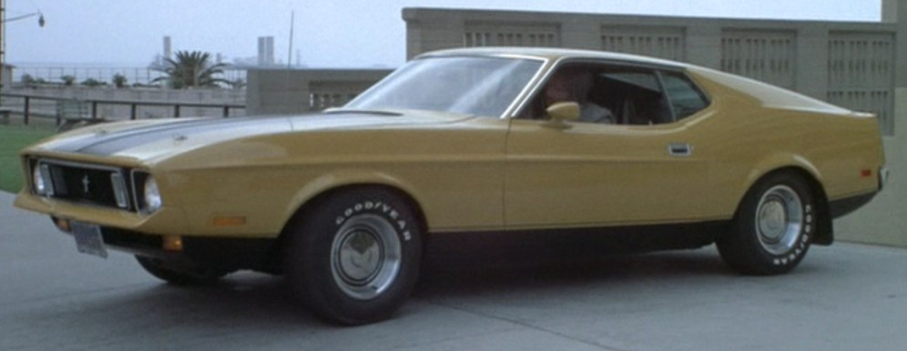 Top American Muscle Cars In Movies Gtspirit