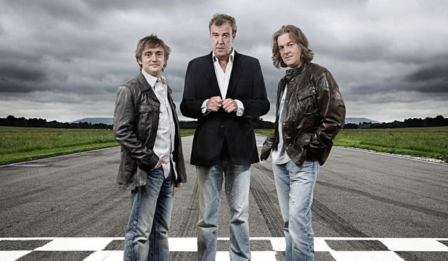 James May and Richard Hammond Finish Filming Last Top Gear Episodes