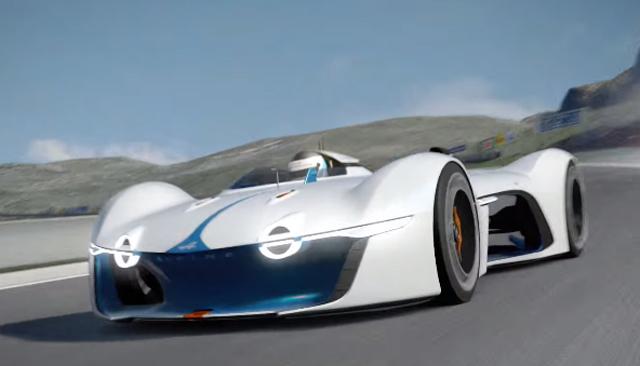 Video Alpine Vision Gran Turismo Concept Promo Gtspirit