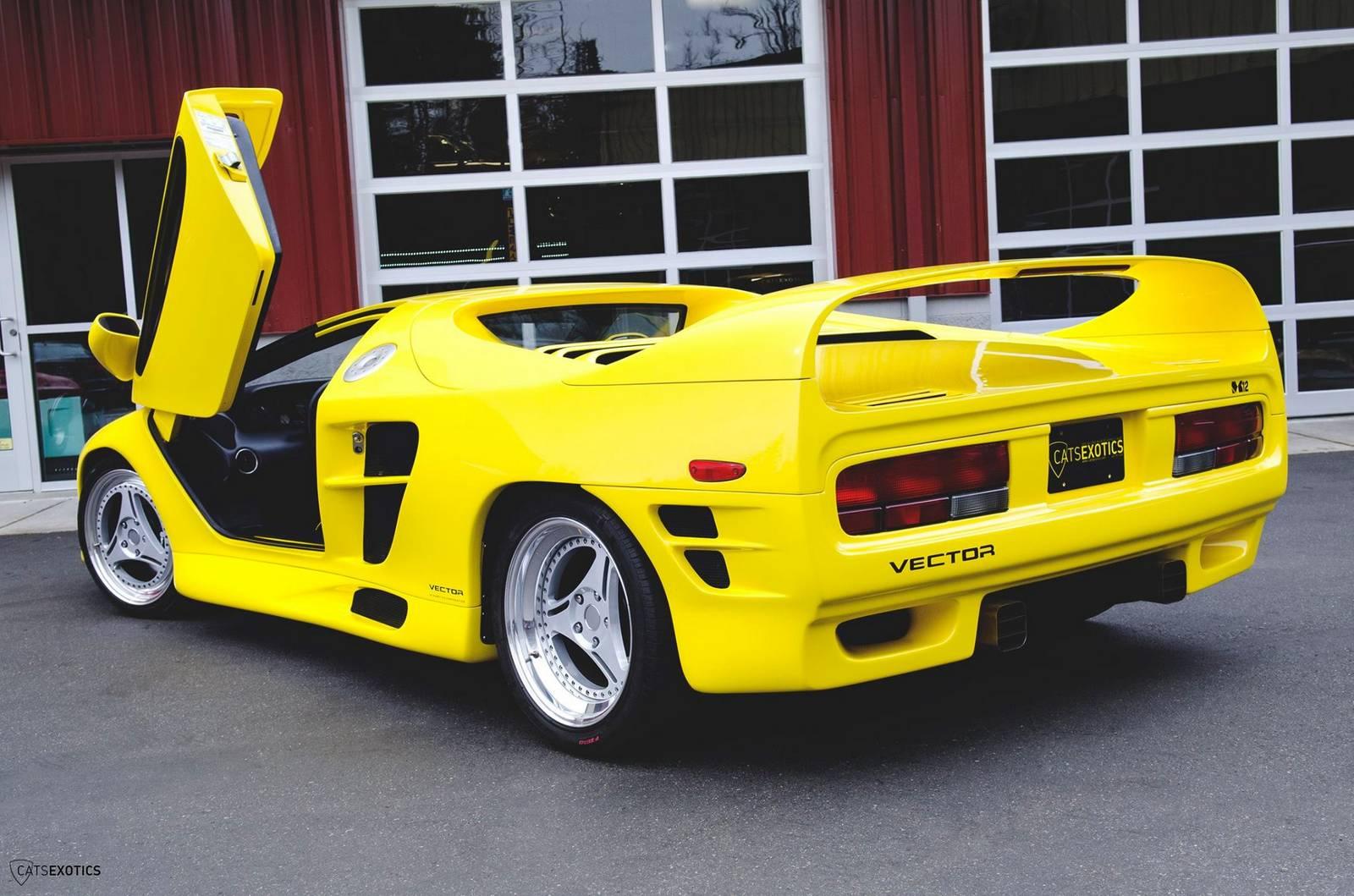 Rare Vector M12 For Sale at Cats Exotics - GTspirit