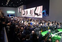 Volkswagen Group Night Geneva Motor Show 2015
