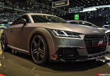 ABT TT at the Geneva Motor Show 2015