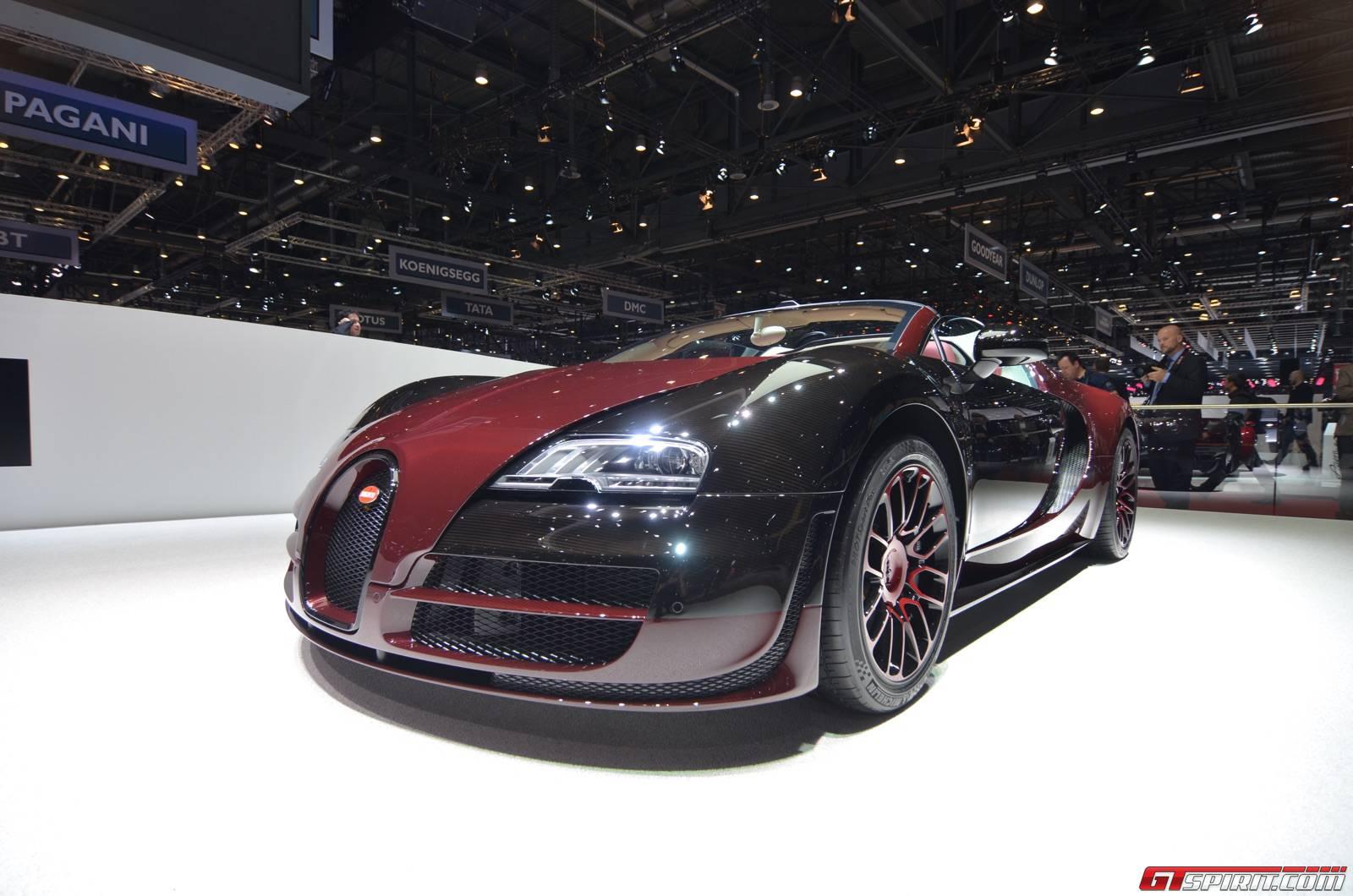 geneva 2015 bugatti veyron grand sport vitesse la finale gtspirit. Black Bedroom Furniture Sets. Home Design Ideas