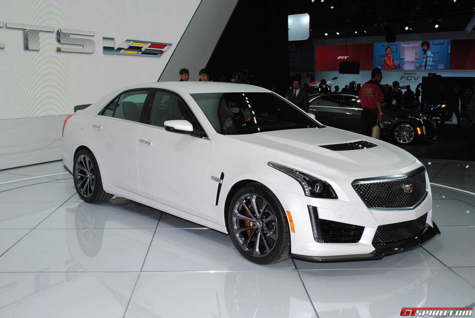 Cadillac ATS-V and CTS-V Priced in Europe - GTspirit