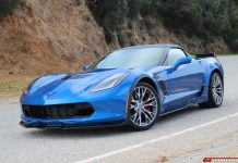 2015 Chevrolet Corvette Z06 Convertible Review