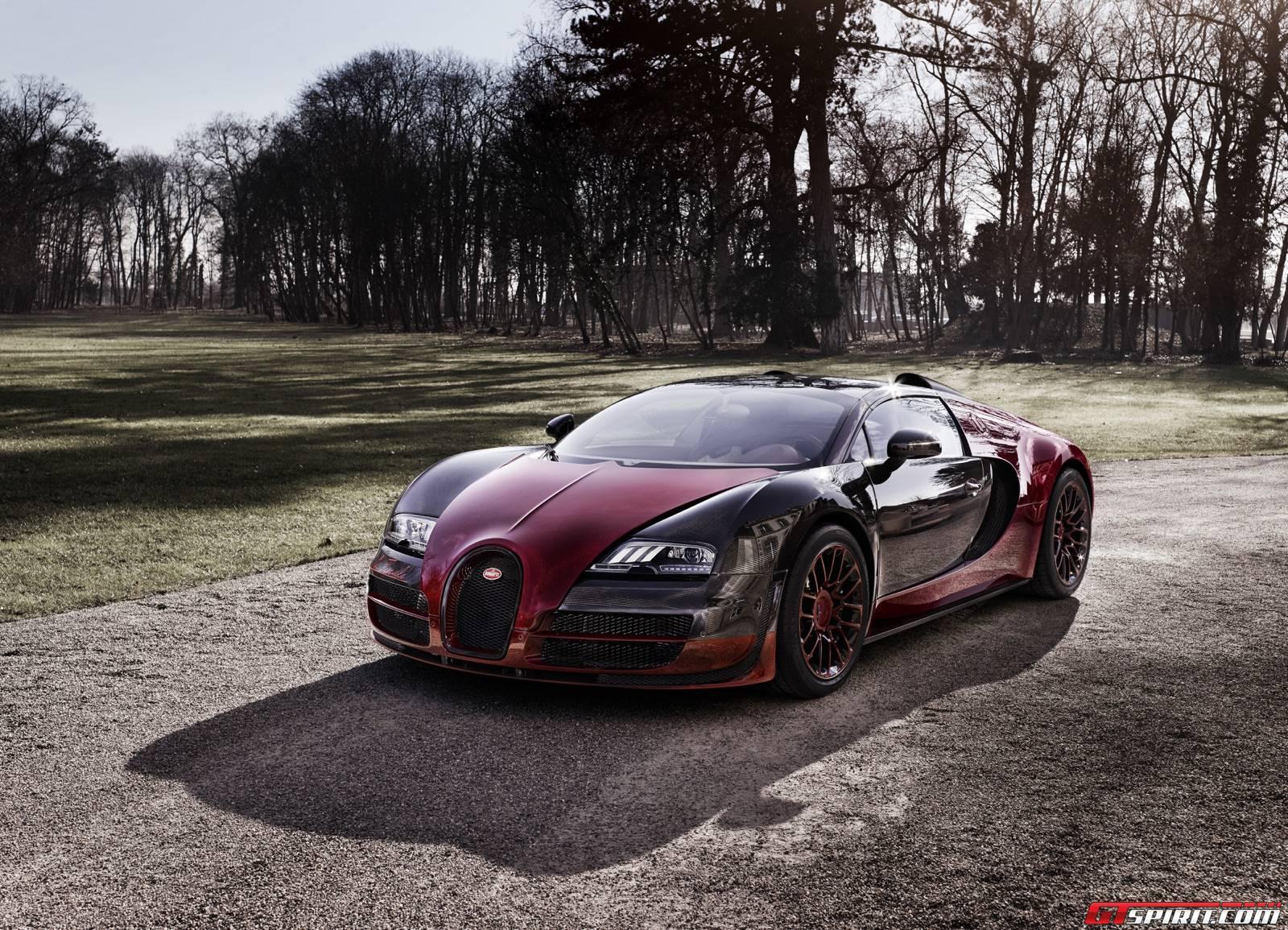 Veyron W16 Engine Bugatti Diagram Successor To Retain Gtspirit 1600x1155