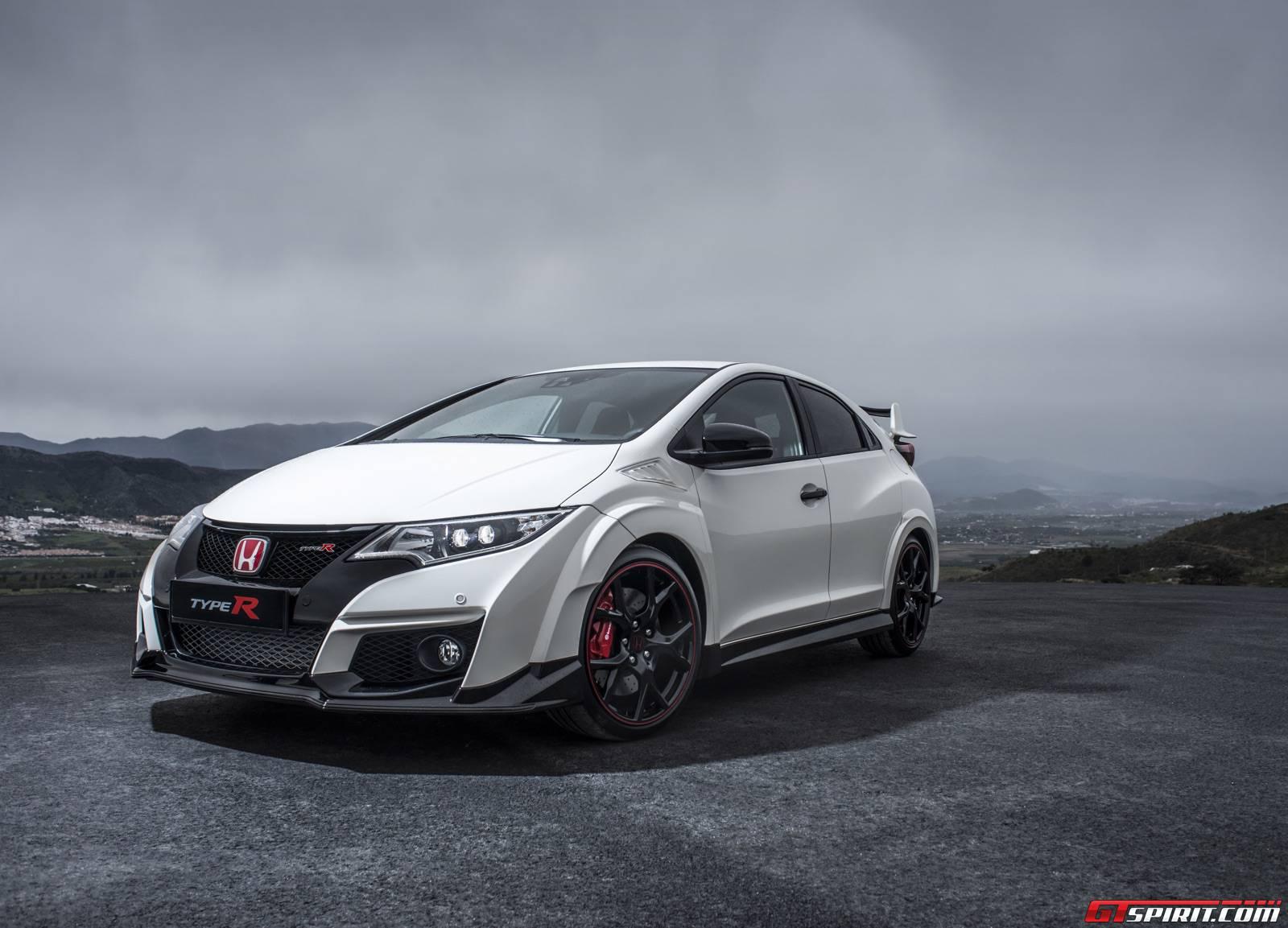 Official: 2015 Honda Civic Type R - GTspirit