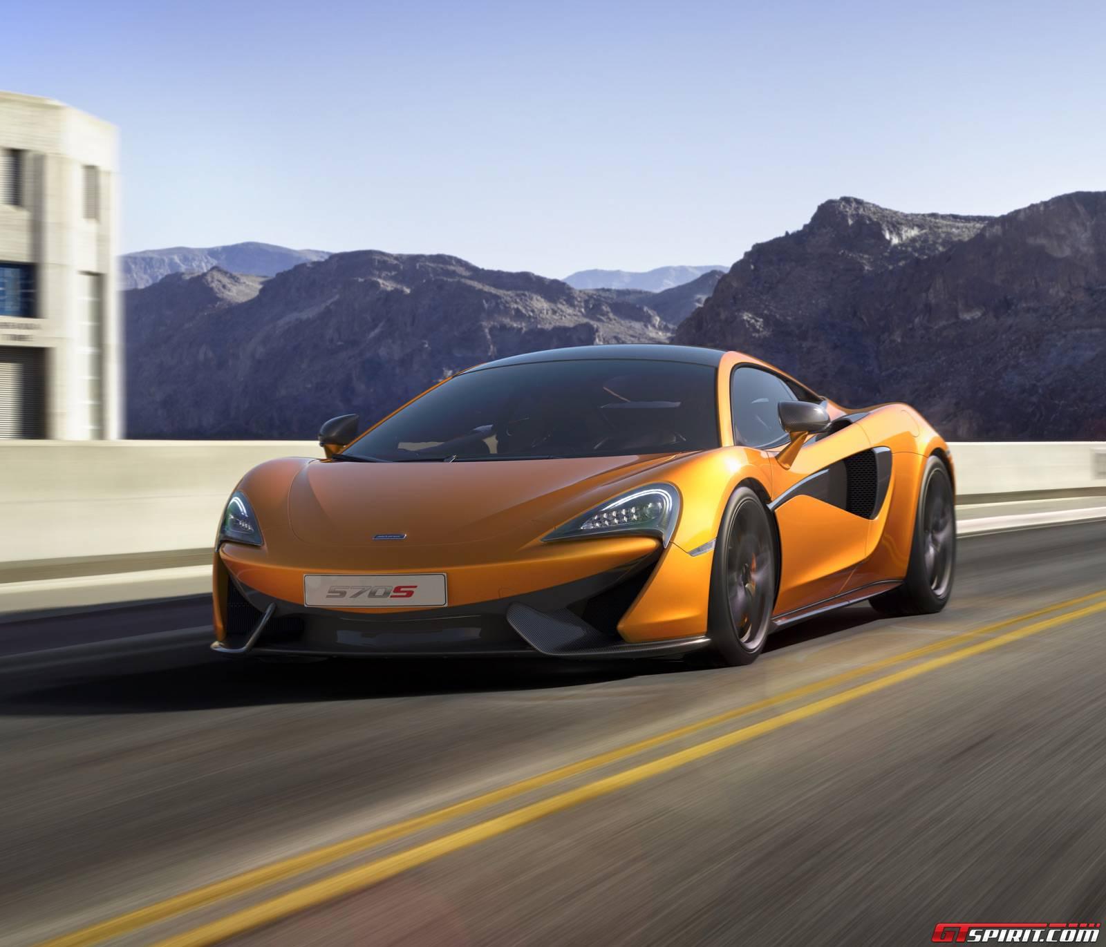 Lamborghini For Sale Ny: Official: McLaren 570S Coupe