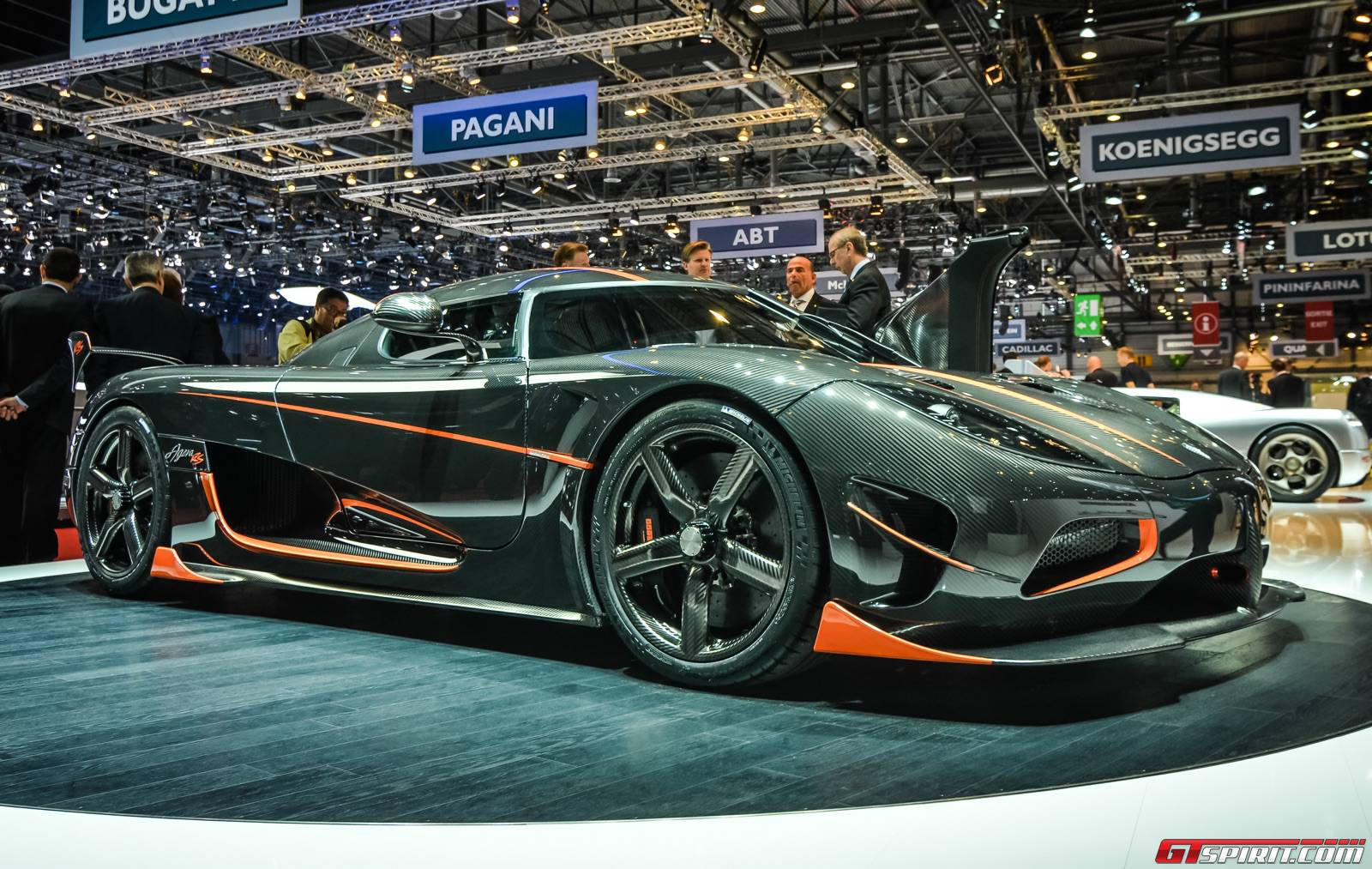all 25 koenigsegg agera rs officially sold out gtspirit. Black Bedroom Furniture Sets. Home Design Ideas