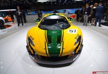 McLaren Highlights at Geneva Motor Show 2015