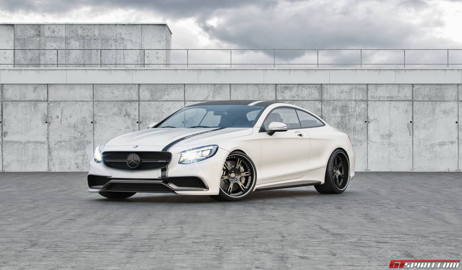 official mercedes benz s63 amg coupe seven 11 by wheelsandmore gtspirit. Black Bedroom Furniture Sets. Home Design Ideas
