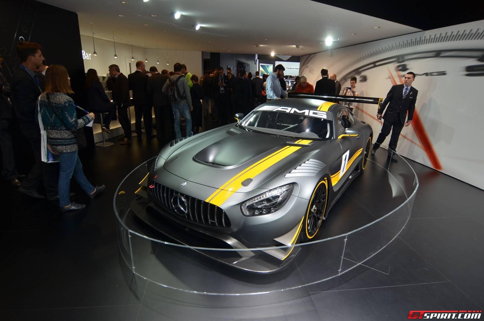 Mercedes-Benz Highlights At Geneva Motor Show 2015