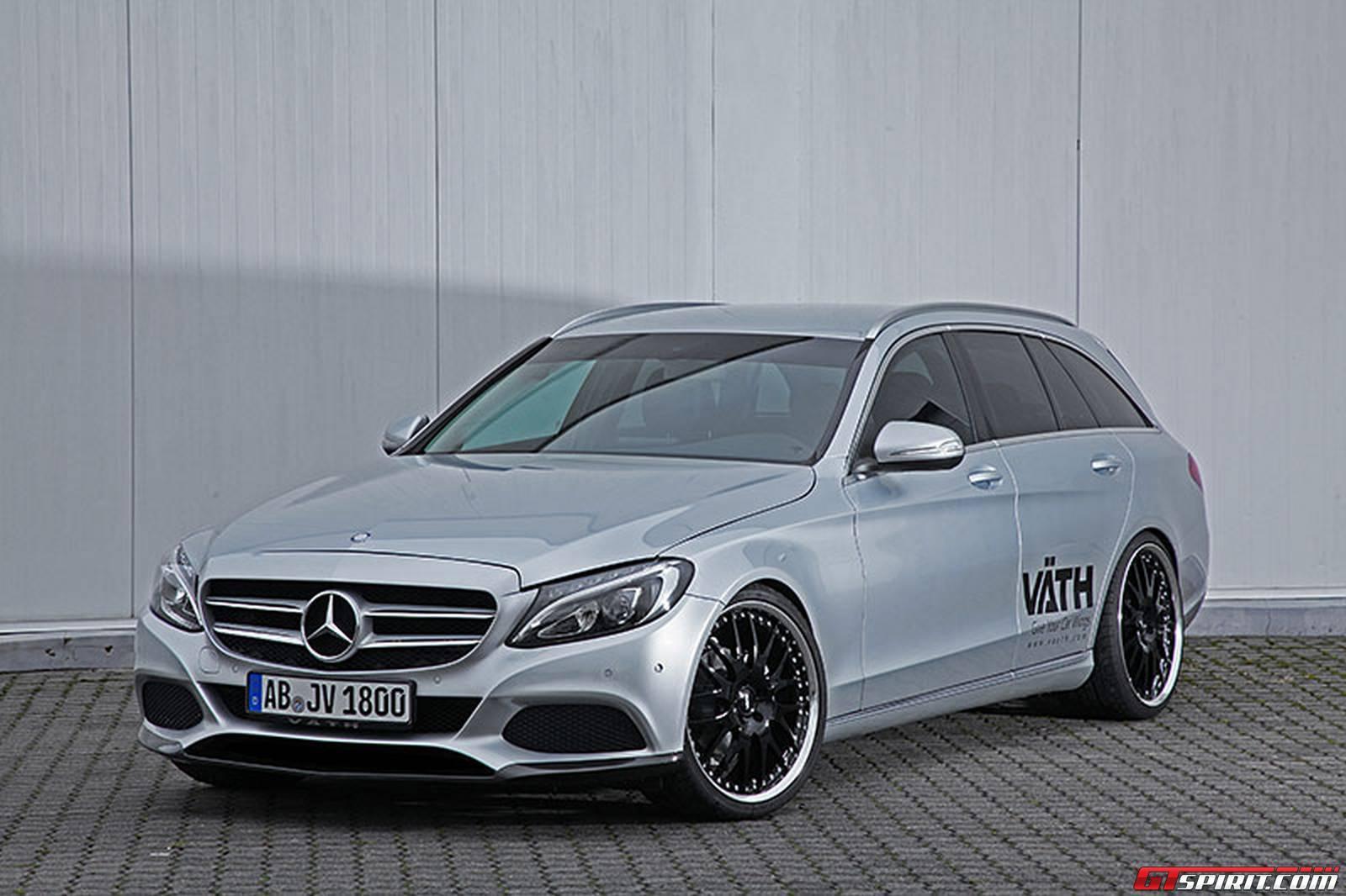 Official Vath Mercedes Benz C Class Estate Gtspirit