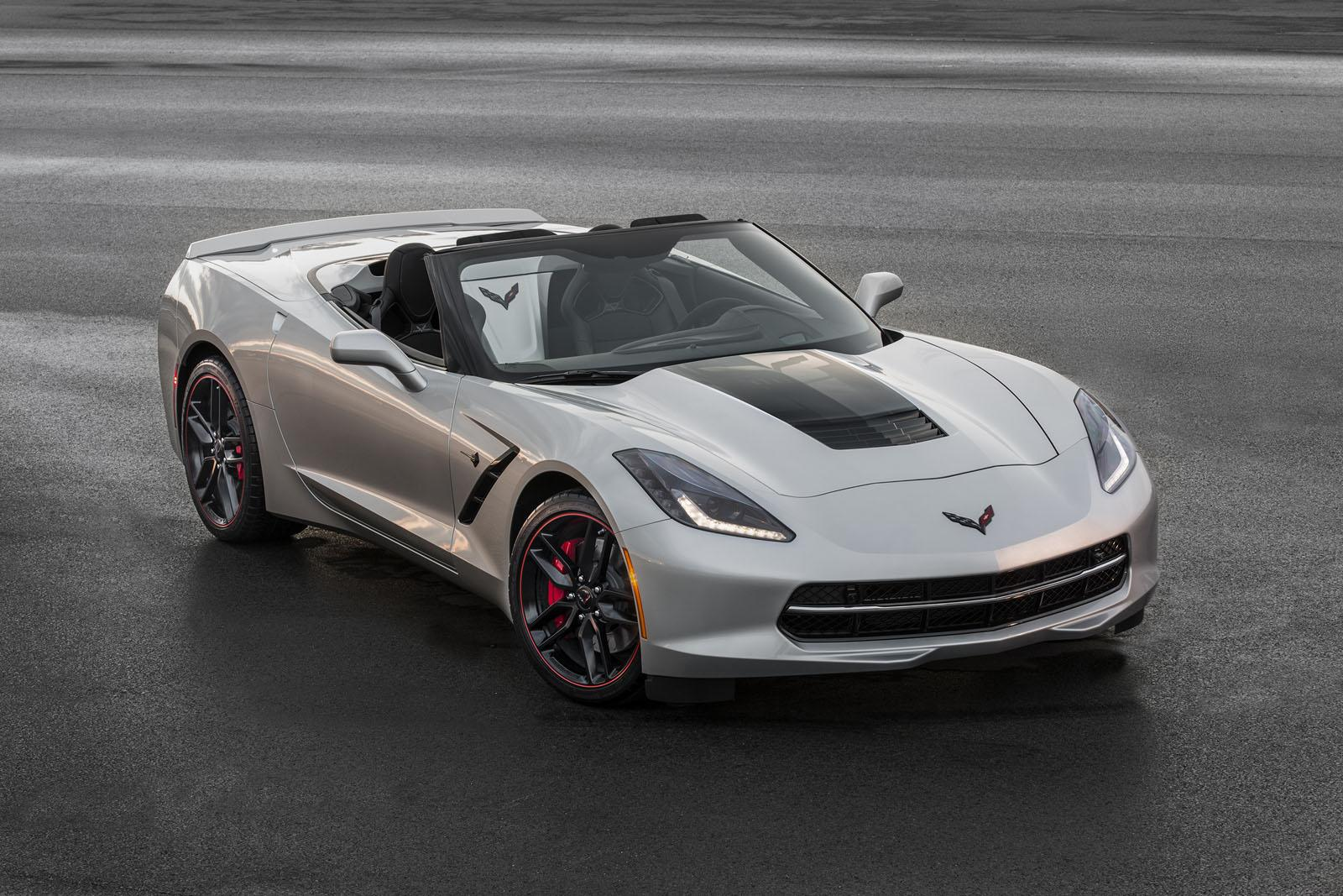 2016 Chevrolet Corvette Stingray Supercar