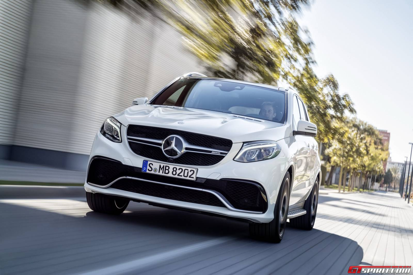 Germany Pricing Revealed for Mercedes-Benz GLE - GTspirit