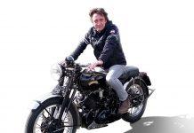 Richard Hammond on Vincent