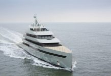 Feadship Savannah Superyacht