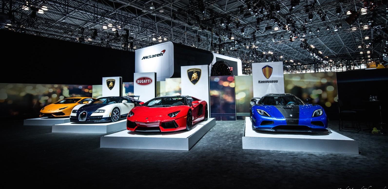 New York International Auto Show Highlights GTspirit - Car show nyc