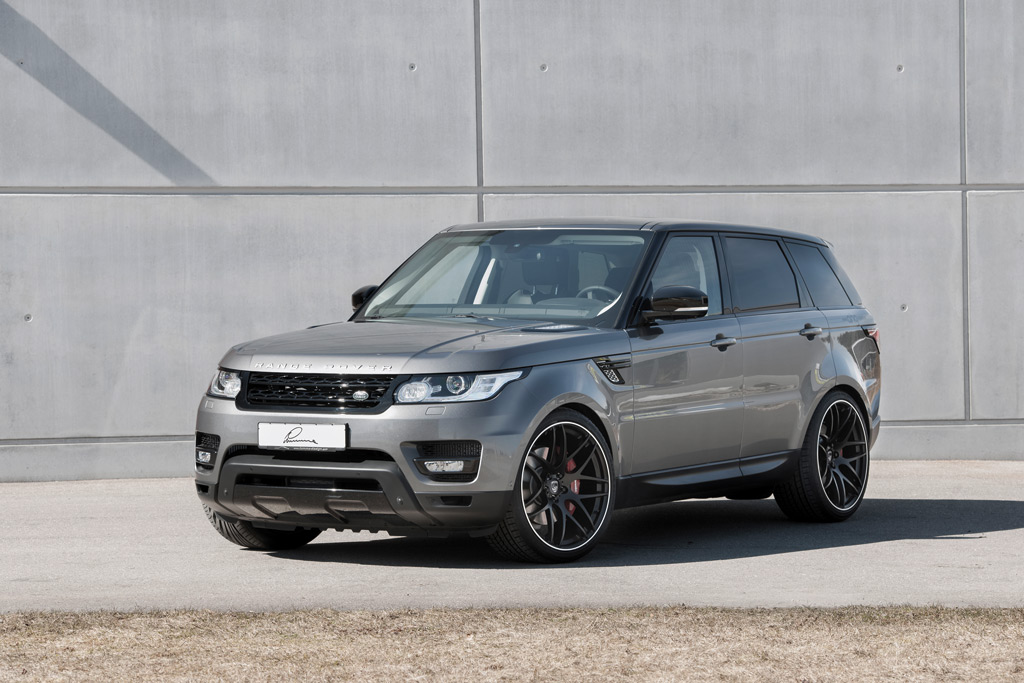 Lumma Design Reveals Alloy Wheels For Bmw X6 And Range Rover Sport Gtspirit