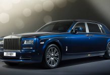 Next-gen Rolls-Royce Phantom debuting in 2016