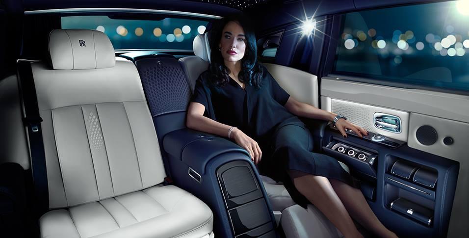 2015 Rolls Royce Phantom Limelight Wallpaper: Official: Rolls-Royce Phantom Limelight Collection