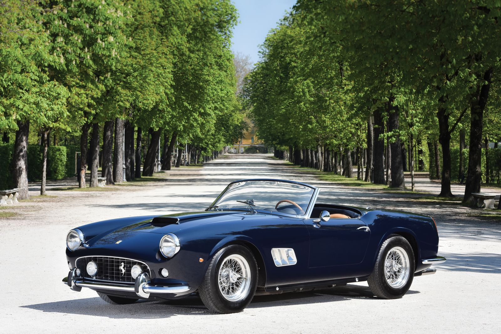 Ferrari gt250 california