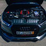 ABT Audi RS6-R engine