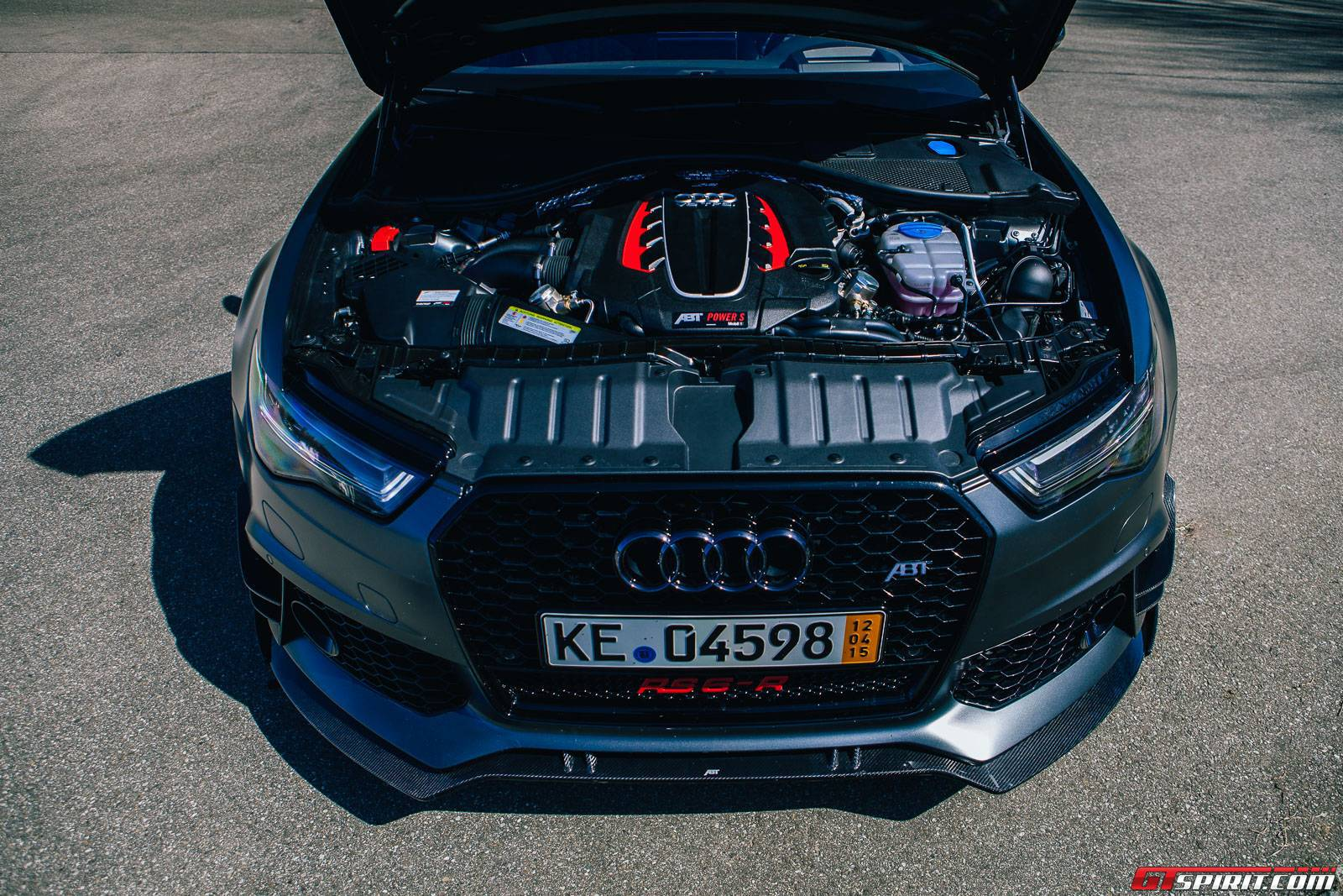 Abt rs6 r review gtspirit for Motor city performance plus