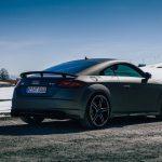 2015 ABT Audi TT rear