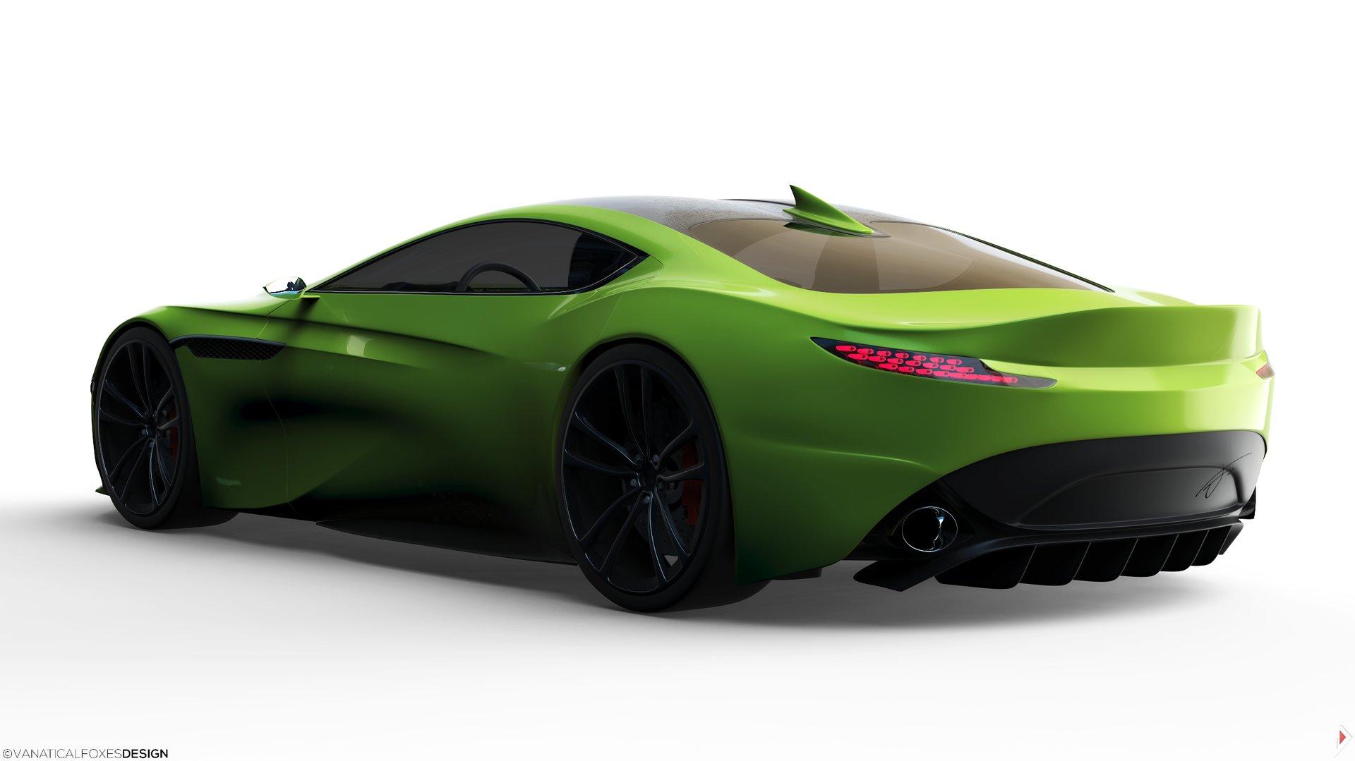Aston martin db11 concept