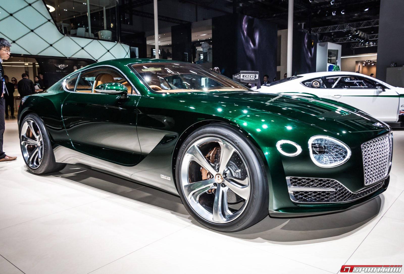 Exclusive Bentley Targets Aston Martin With New Model Gtspirit