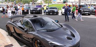 Jenson Button Buys New McLaren P1