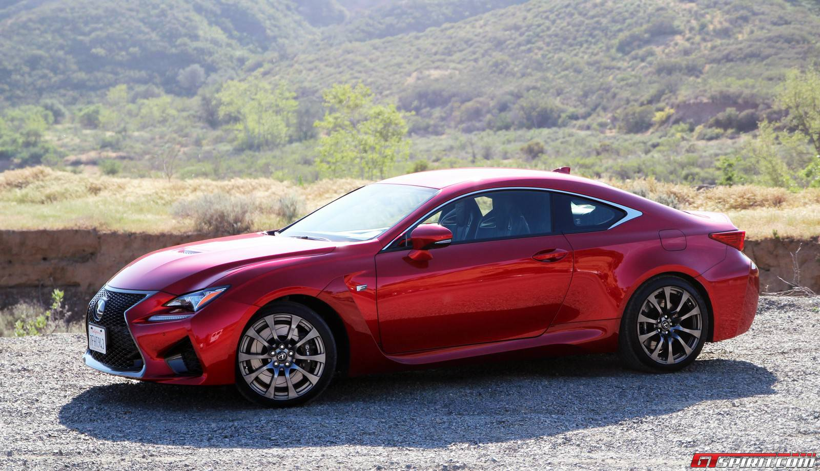 2016 lexus rc f review. Black Bedroom Furniture Sets. Home Design Ideas