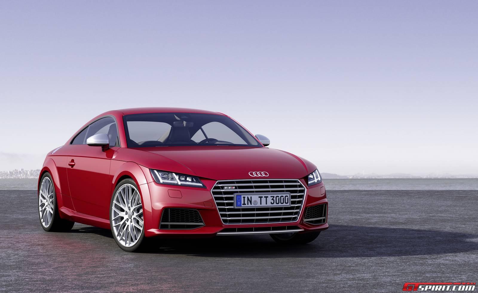 NextGen Audi TT RS To Ditch Manual Transmission GTspirit - Audi tt manual transmission