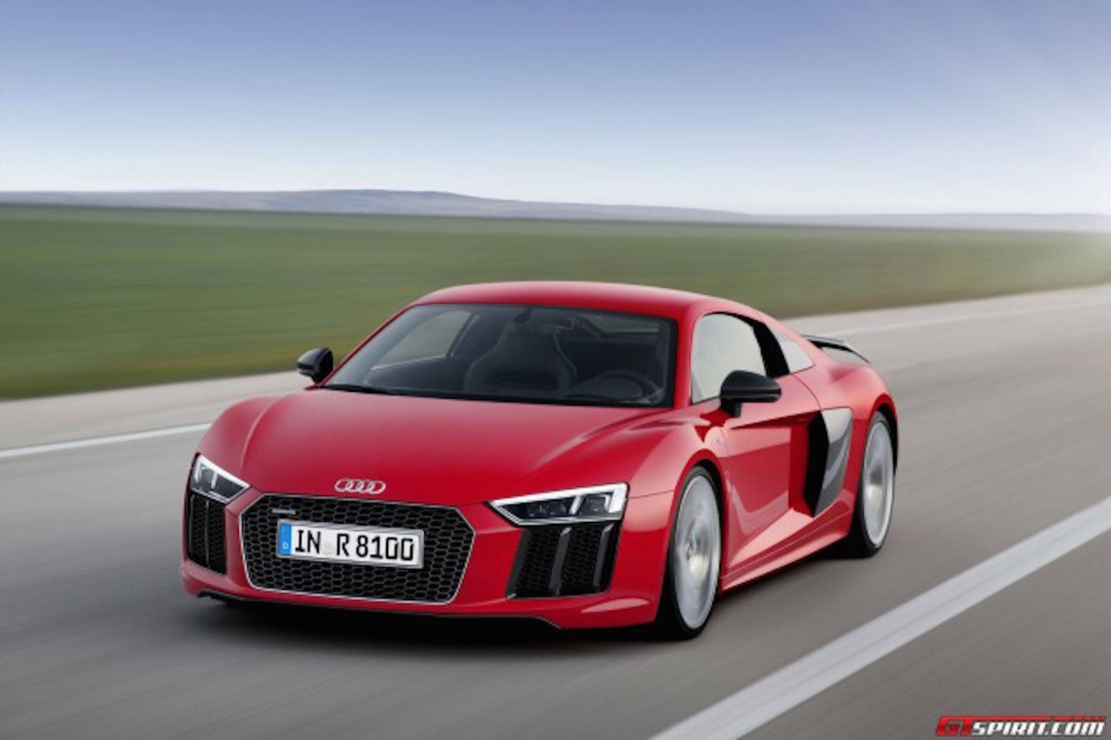Audi R8 and Lamborghini Huracan to be Offered With Turbo Five-Cylinder?