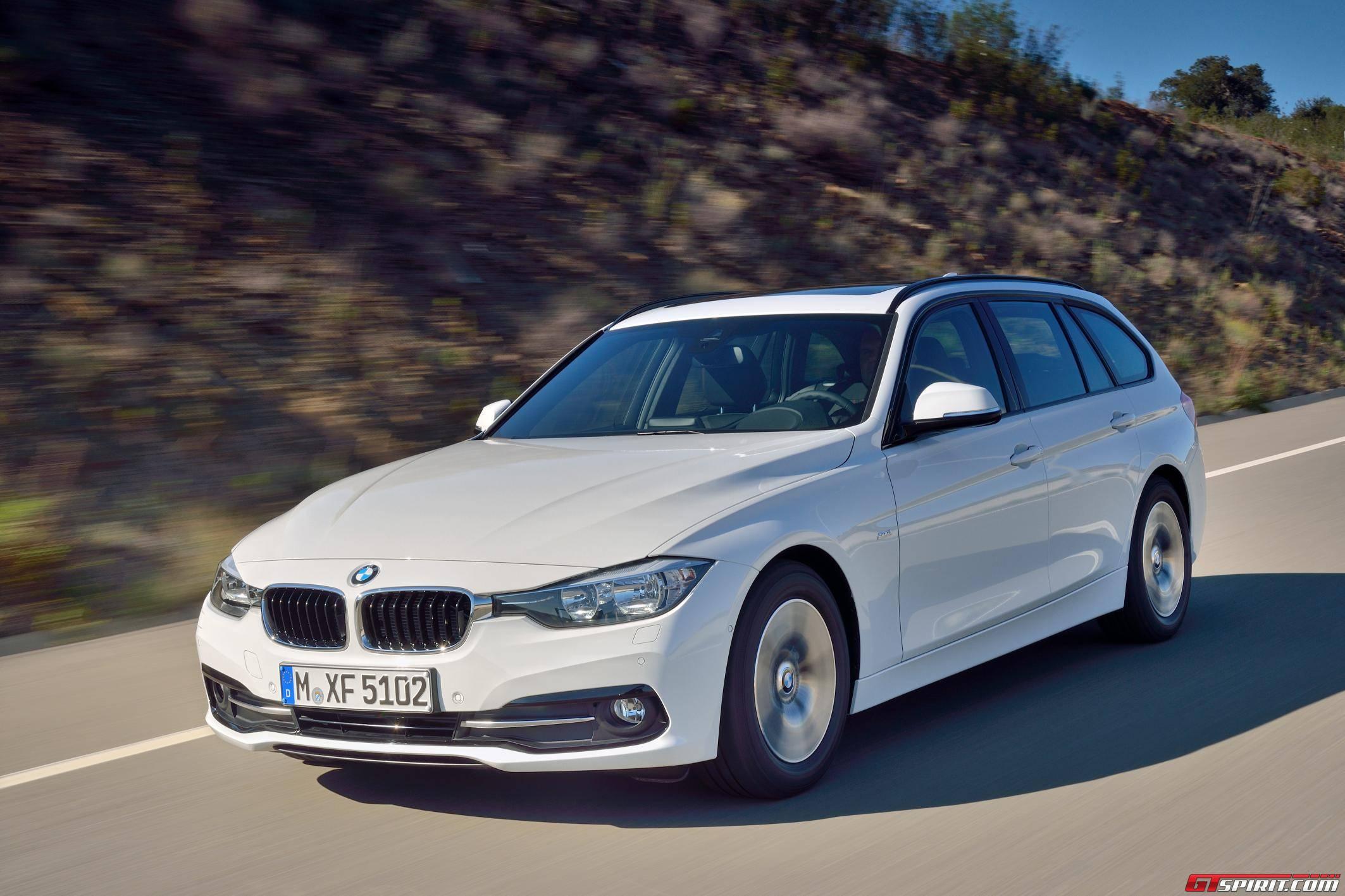 ficial 2016 BMW 3 Series Facelift GTspirit