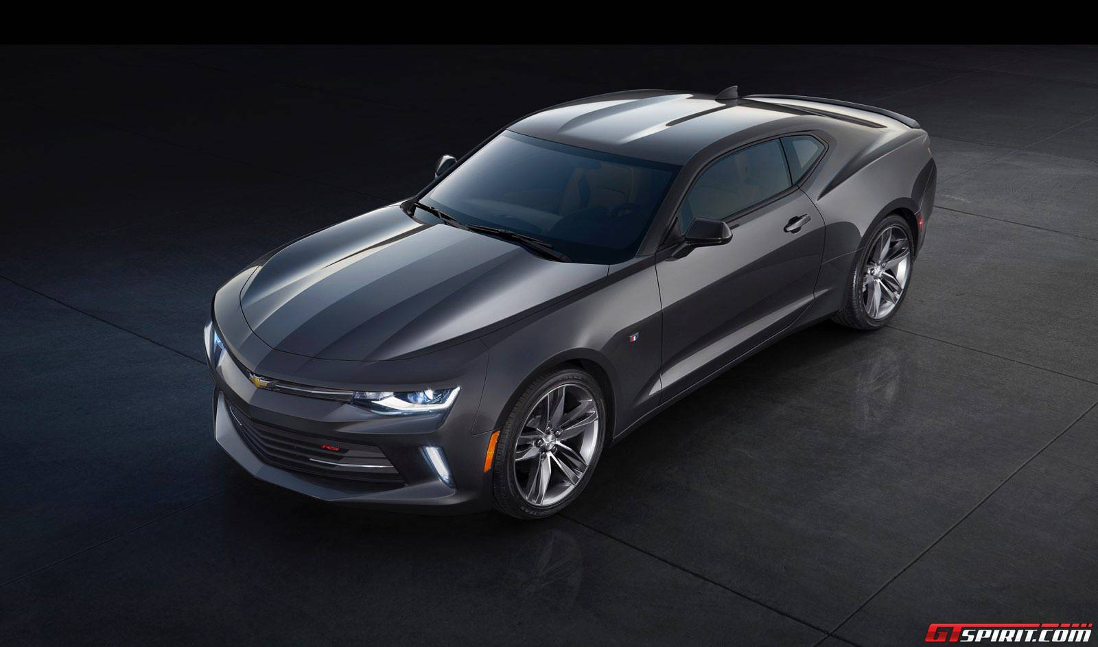 Official 2016 Chevrolet Camaro Gtspirit