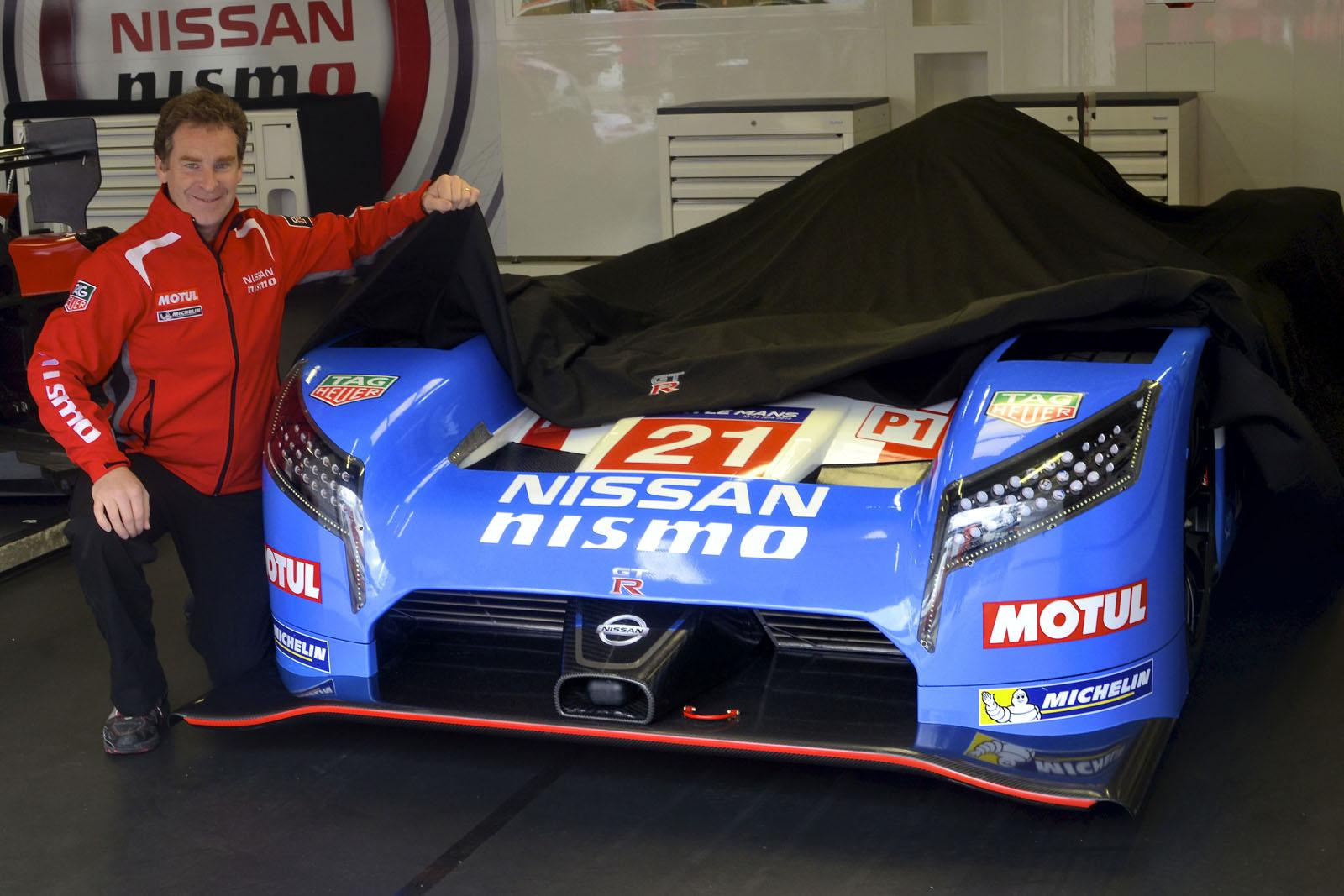 nissan reveals retro livery for gt r lm nismo gtspirit. Black Bedroom Furniture Sets. Home Design Ideas