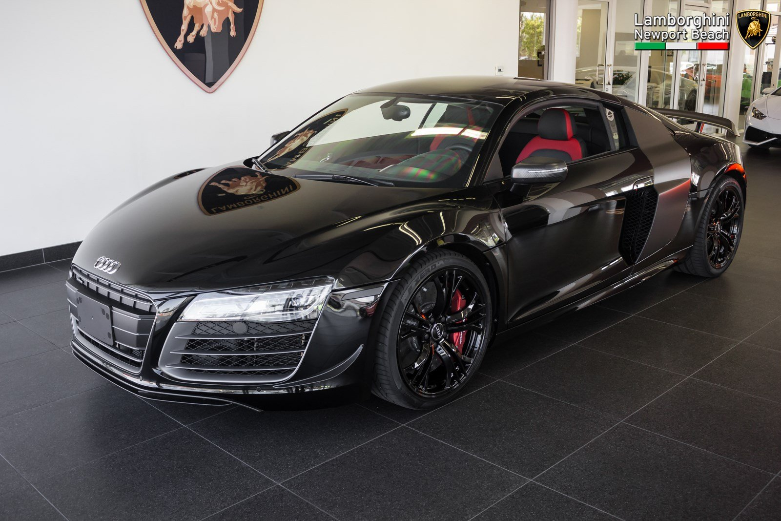 1 of 60 Audi R8 Competition For Sale at $209,975 - GTspirit