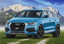 ABT Sportsline Audi Q3 revealed