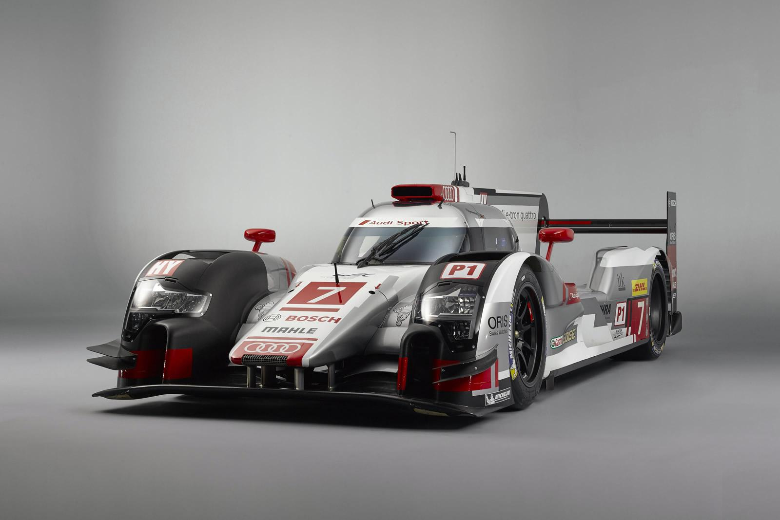 Audi Reportedly Ditching Wec In Favour Of F1 For 2018 Gtspirit