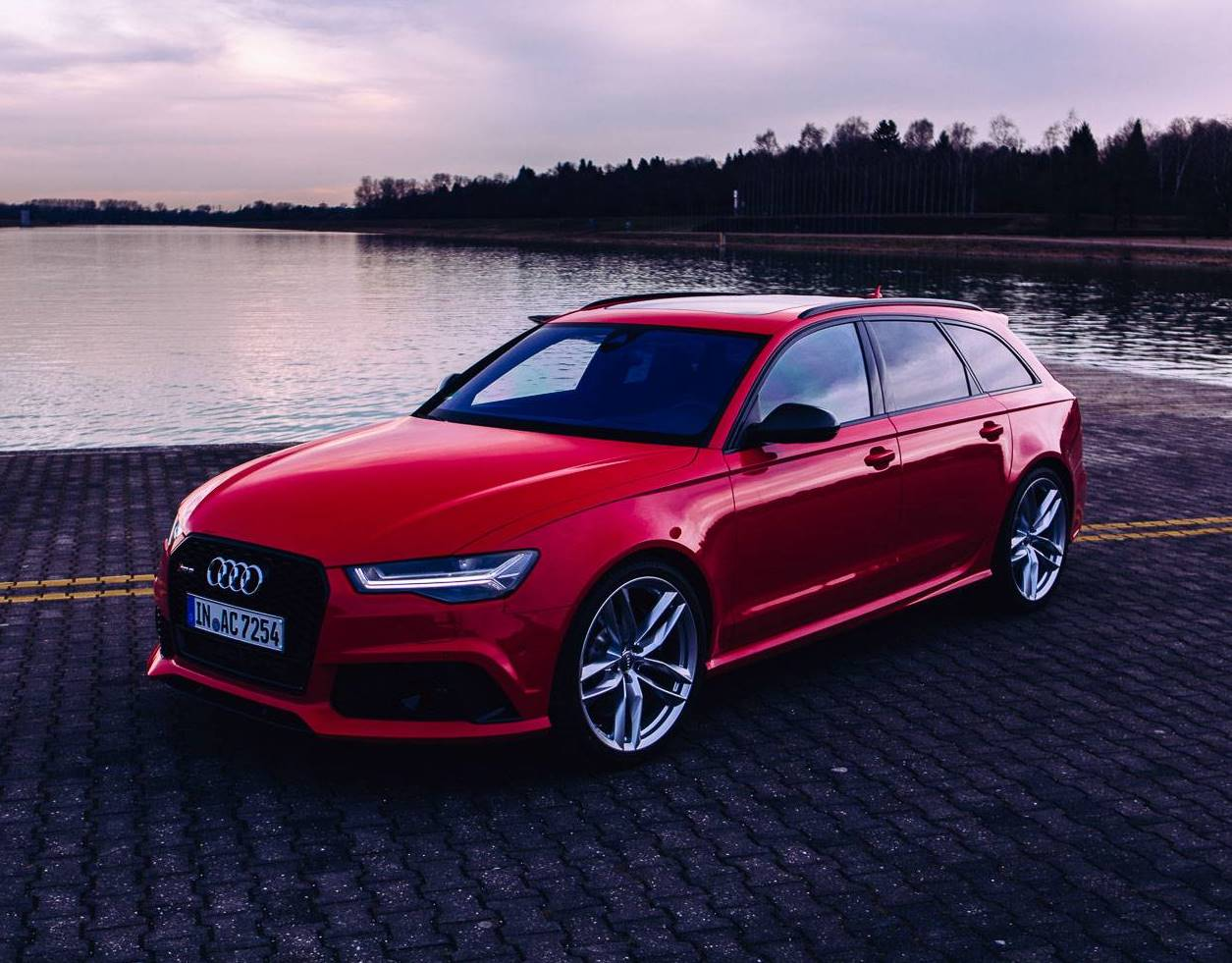 audi rs6 avant 55 wallpapers hd desktop wallpapers. Black Bedroom Furniture Sets. Home Design Ideas