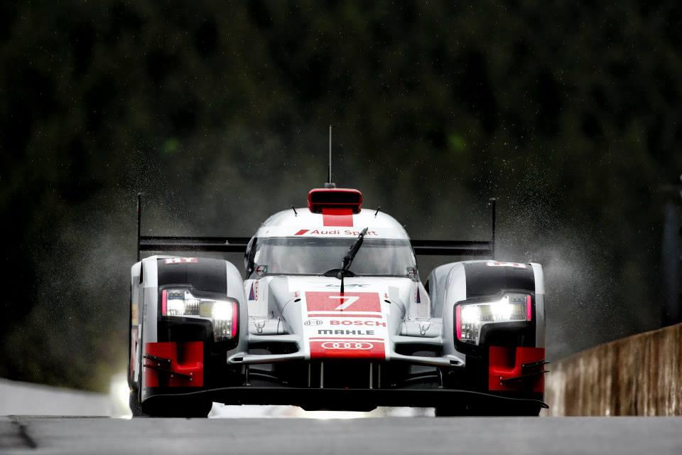 FIA WEC: Audi Wins Spa 6 Hrs as Porsche Gets Podium Double ...